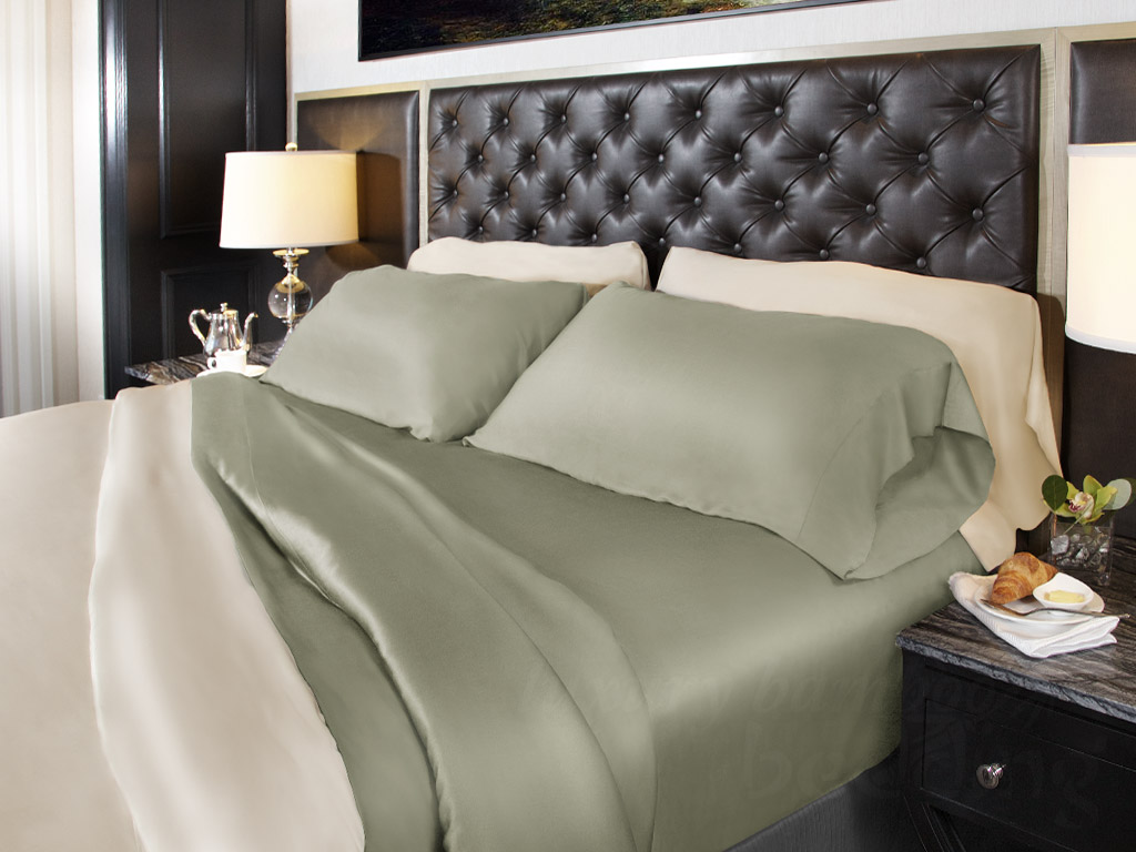 twin sage 100 bamboo sheet set for luxurious comfort 320 thread count