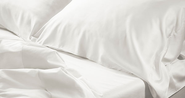 Finest Bamboo Sheets - Ultra 500 Thread Count White - from LuxuryBambooBedding.com