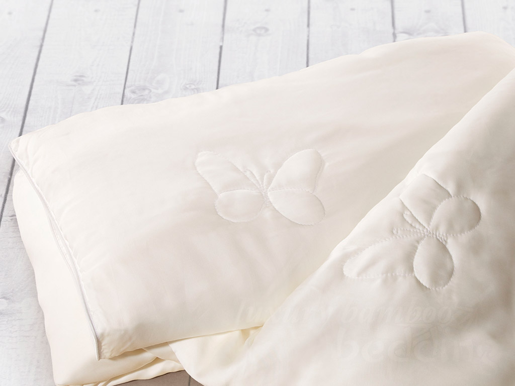 Luxurious Mulberry Silk Duvet - Beautiful, breathable and light weight