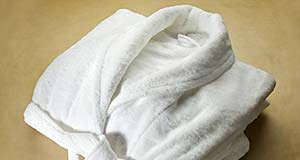 Ultra Soft Bamboo Bath Robe from LuxuryBambooBedding.com