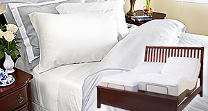 320 Thread Count Extra-Long Bamboo Twins for Tempur-Pedic Beds from LuxuryBambooBedding.com
