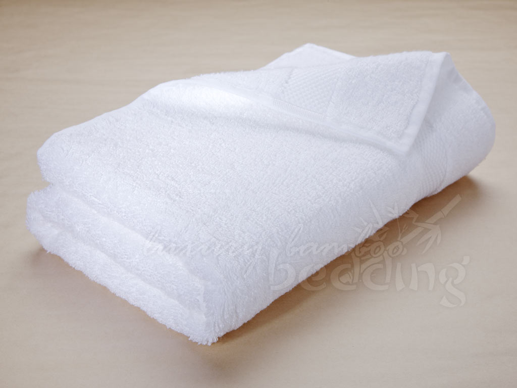 luxurious bamboo towels plush absorbent free shipping